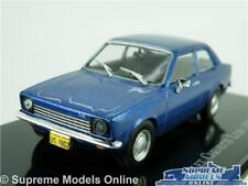 CHEVROLET CHEVETTE MODEL CAR 1:43 SCALE IXO ATLAS VAUXHALL OPEL 1973 BLUE K8