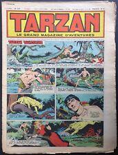 TARZAN Éditions Mondiales n°234 du 17 mars 1951 Bon état non découpé