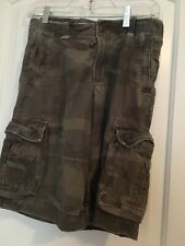 Mossimo Supply Company Boys Cargo Casual Shorts  Sz 14 Multicolor