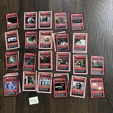 Vintage 1995 Star Wars CCG 38 Cards