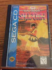 Samurai Showdown for Sega CD! Complete in Box!