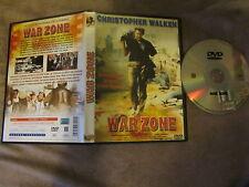 War Zone de Nathaniel Gutman avec Christopher Walken, DVD, Drame