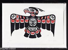 New • John Sharkey • ART CARD • Coast Salish - Baby Thunderbird