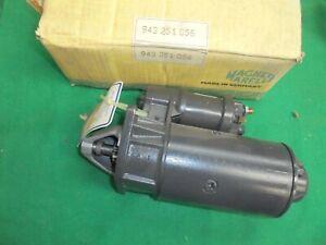 Renault 18 R18 Fuego Motor Start Ducellier 532009B Marelli 943251056