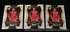 Marcus Rashford 2016-17 Select Soccer Mezzanine Rookie #151  lot of 3