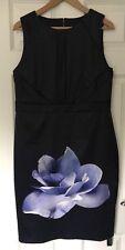 Debenhams Debut Moonflower Shift Dress - Size 14 - BNWT £99