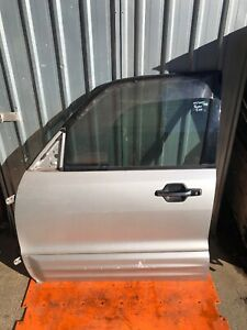 Door L/h Front Mitsubishi Pajero V6/V7 Series 09/00 Freight Will Vary !