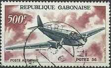 Timbre Avions Gabon PA54 o (37586)