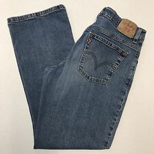 Levis 12 S Womens 550 Relaxed Bootcut Jeans 31 x 30