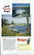 Oregon advert 1950
