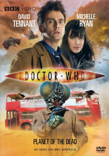 DOCTOR WHO - PLANET OF THE DEAD (DAVID TENNANT) (DVD)