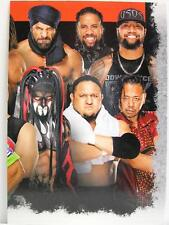 Slam Attax - #379 Royal Rumble Group Picture-Live 2018