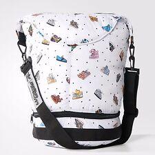 Adidas Originals ObyO Jeremy Scott SHOE PRINT SLOUCH BAG JS Wings Shoes Bag