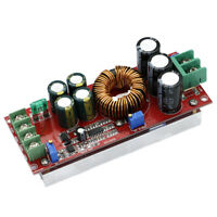 DC-DC Converter 20A 1200W Step up Step down Boost Module 8-60V to 12-83V 0U