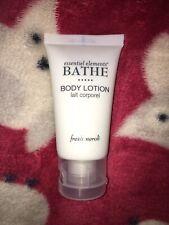 Body Lotion  30ml Mini Travel Size - By Essential Elements Bathe  - USA - Neroli
