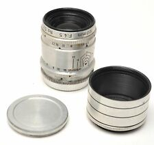 Argus Tele Sandmar 100mm f4.5 lens Screw Mount - U.S Zone Germany  RARE