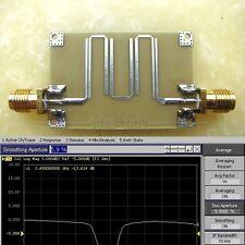 2.3-2.5GHZ 2.4G WIFI / ZIGBEE/ Bluetooth Signal Band Pass Filter Bandpass Filter