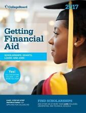 Getting Financial Aid 2017 (College Board Guide to Getting Financial-ExLibrary