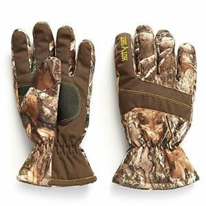 HOT SHOT Youth Boy's Camo Defender Glove – Realtree Outdoor Hunting Camouflage