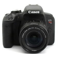 Canon - EOS Rebel T7i DSLR Video Camera with EF-S 18-55mm IS STM Lens - 1894C002