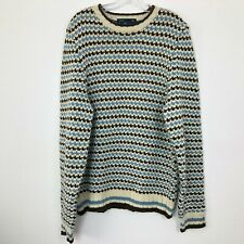 Vintage Hollister Mens New With Tags Deadstock Pullover Knit Sweater Size XL
