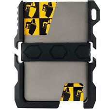 Calti Tactical EDC Minimalist Slim N Wallet, RFID Blocking, Men & Women