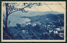 Varese Leggiuno Reno PIEGA cartolina QK3519