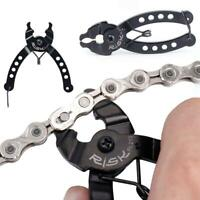 RISK Bicycle Mini Chain Quick Link Tool MTB Bike Magic Buckle Removal Clamp