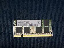 Memoria RAM para portatil SODIMM 1GB 2Rx8 PC2-5300S 555 DDR2