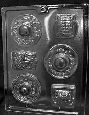 3 FASHION HATS & PURSES Chocolate Candy Mold LOP-D091
