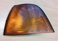 BMW E36 original blinker links gelb 1387043 genuine turn signal left amber