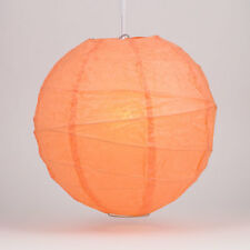 "16"" Peach Irregular Paper Lantern (10 PACK)"