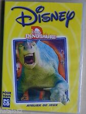 DISNEY -  DINOSAURE - jeu d'action PC