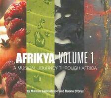 Afrikya 1: A Musical Journey Through Africa, Marcus Samuelsson, Donna D'Cruz, Ne
