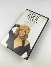 VHS Tape  Kylie The Videos 2 PAL