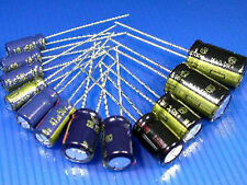 2x 1uF 50V Nichicon PS Low ESR Radial UPS1H010MDD
