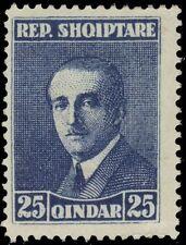 ALBANIA 191 (Mi138) - President Ahmed Zogu (pa63027)