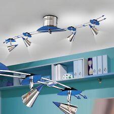 Design - Plafonniers Spot bleu argent bille spot mobile bain Lampe IP22