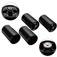 4pcs Black Cell Battery Adaptor Converter Case Holder AA 2A To D Size Type LR20