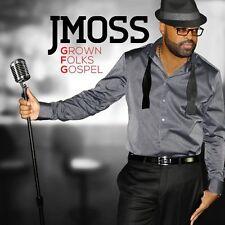J Moss - Grown Folks Gospel [New CD]