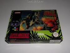 Jungle Strike Super Nintendo SNES Boxed PAL *Complete*