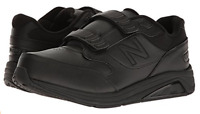 New Balance Men's 928v3 Walking Shoe Hook/Loop Black-MW928HB3 Choose Size NIB