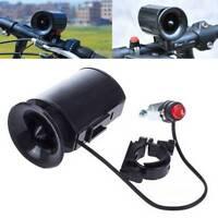 Fahrrad Ultraloud 6 Bell Horn Sound Alarm Sirene Lautsprecher Sicherheitszubehör