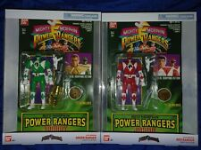 Power Rangers Green And Red Ranger Legacy Collection