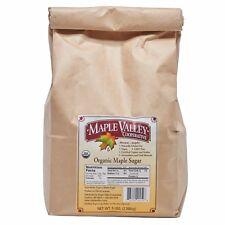 Maple Valley 5 lb. USDA Certified Organic Maple Sugar
