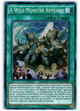 YuGiOh A Wild Monster Appears! - MP15-EN234 - Secret Rare - 1st Edition Near Min