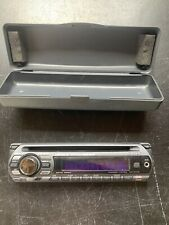 Sony Cdx-Gt310 Car Stereo Face Plate Only With Case Great Condition
