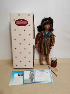 Ashton Drake Doll - Serena - Fully Boxed With COA - Excellent Condition