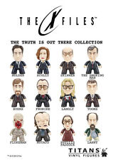 X-Files Trading Figure The Cartoon Network Collection Titans Display 8 cm (20)