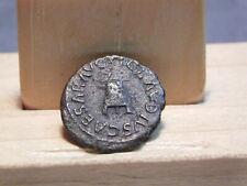 Claudius AE quadrans 41-54 A.D.